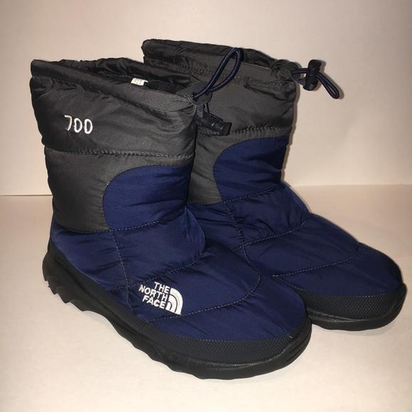 df2e42c6c North Face 700 Down Snow Boots Sz 9 Mens (11 W)
